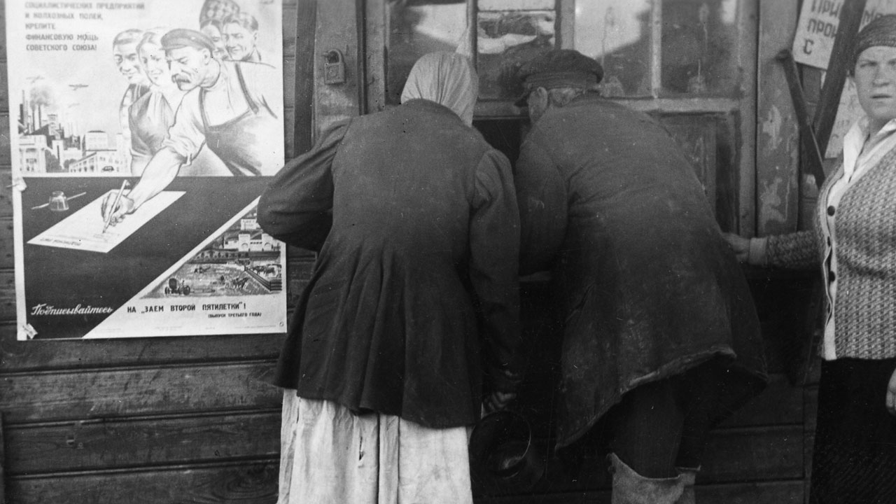 moscow russia 1930s