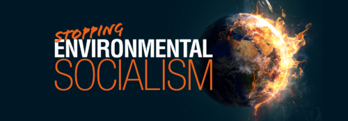 stopping socialism climate change
